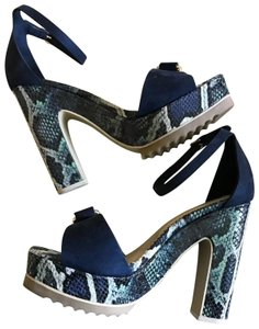 Stella McCartney Midnight Blue Sandals