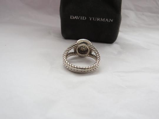 David Yurman The Cerise Collection - Pave' Diamond Ring, Size 7.25 Image 10