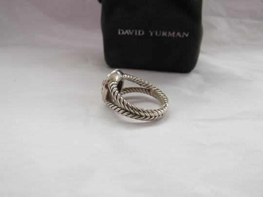David Yurman The Cerise Collection - Pave' Diamond Ring, Size 7.25 Image 7