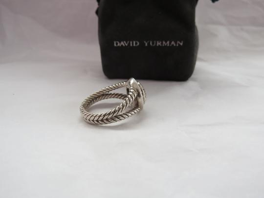 David Yurman The Cerise Collection - Pave' Diamond Ring, Size 7.25 Image 8