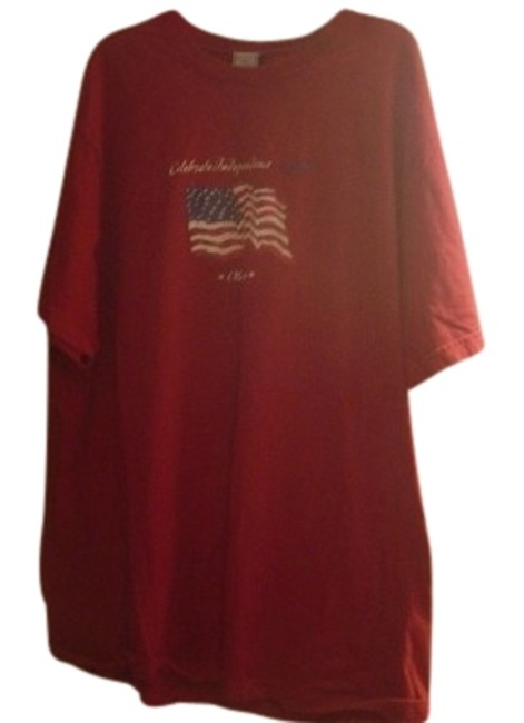Preload https://img-static.tradesy.com/item/25616/old-navy-red-independence-sleeve-2x-fla-tee-shirt-size-22-plus-2x-0-1-650-650.jpg