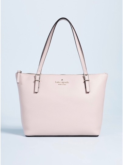 Kate Spade Classic New Tote in Dusty Vellum (Light Pink) Image 1