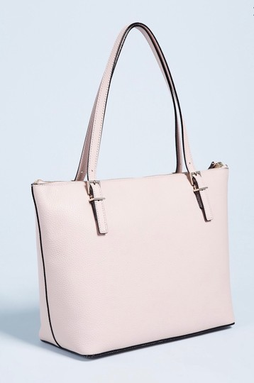 Kate Spade Classic New Tote in Dusty Vellum (Light Pink) Image 3