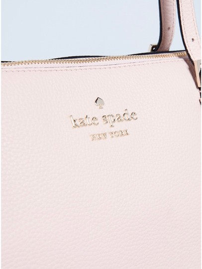 Kate Spade Classic New Tote in Dusty Vellum (Light Pink) Image 5