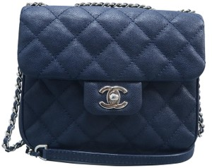 Chanel Caviar Classic Flap Square Shoulder Bag