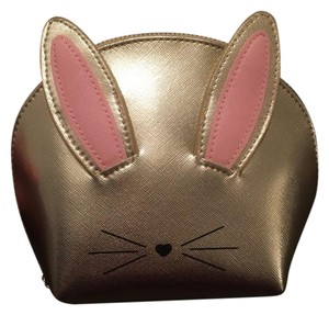 Too Faced Cool Not Cruel Bunny Makeup Bag