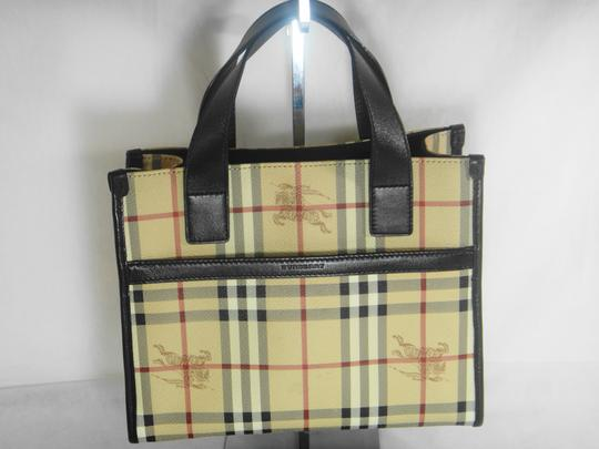 Burberry Tote in Brown Image 1