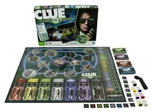 Hasbro BRAND NEW Hasbro Clue Secrets and Spies Board Game