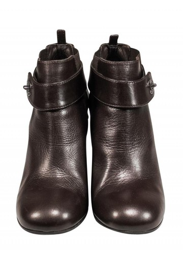 Chanel Chocolate brown Boots Image 1
