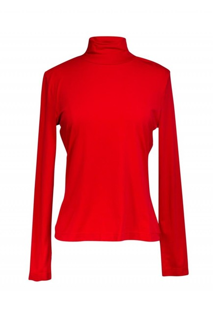 Item - Red Activewear Top Size 4 (S)