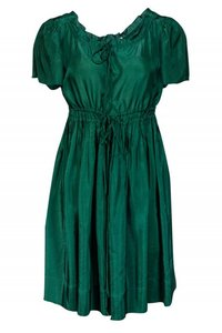 Stella McCartney short dress Day Green Capsleeve on Tradesy
