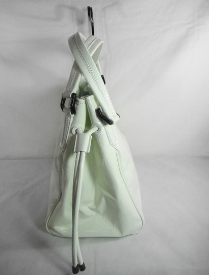 Burberry Tote in White Image 3