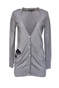 Tara Jarmon Grey Cardigan W/ Sweater