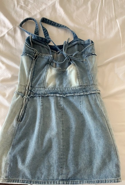 BlankNYC short dress blue on Tradesy Image 1