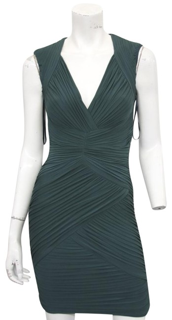 Preload https://img-static.tradesy.com/item/25618364/bcbgmaxazria-teal-edesa-short-cocktail-dress-size-12-l-0-2-650-650.jpg