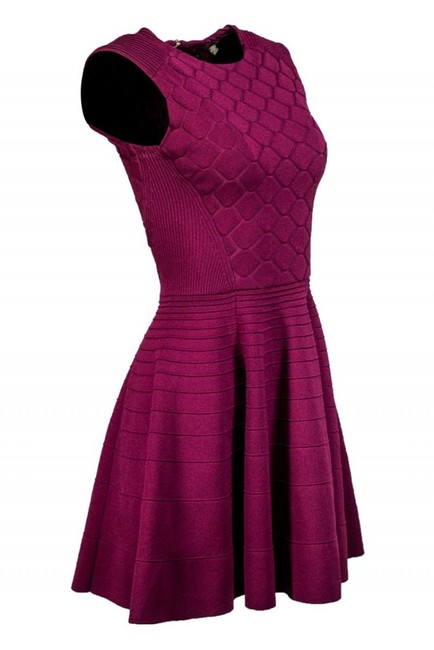 Ted Baker short dress Purple Day Fit on Tradesy Image 1