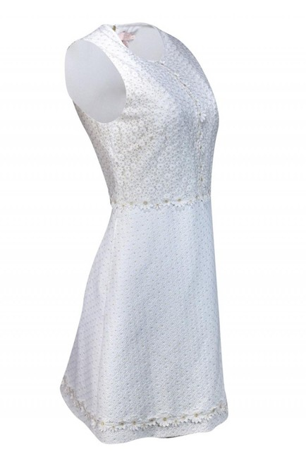Ted Baker short dress White Day Gold on Tradesy Image 1