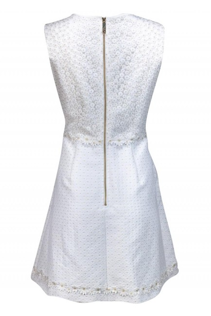 Ted Baker short dress White Day Gold on Tradesy Image 2