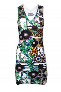 Clover Canyon short dress Day Floral Print on Tradesy