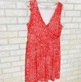 Boden short dress Red/white on Tradesy Image 4
