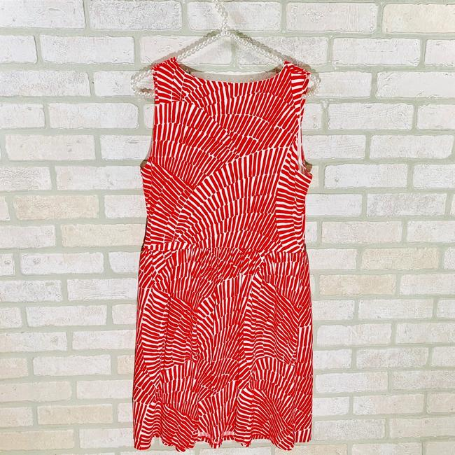 Boden short dress Red/white on Tradesy Image 8