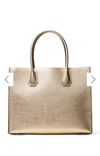 Michael Kors Tote in Pale Gold Image 2