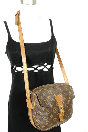 Louis Vuitton Lv Monogram Handbag Shoulder Cross Body Bag Image 1