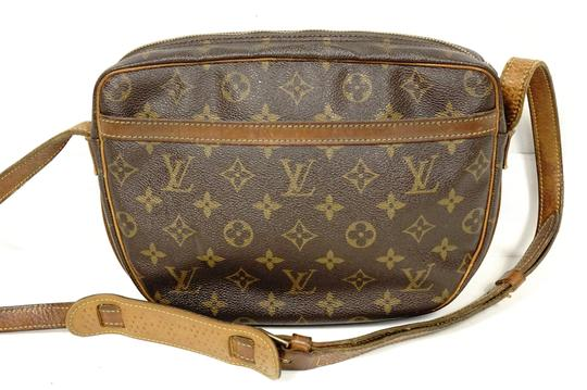Louis Vuitton Lv Monogram Handbag Shoulder Cross Body Bag Image 2