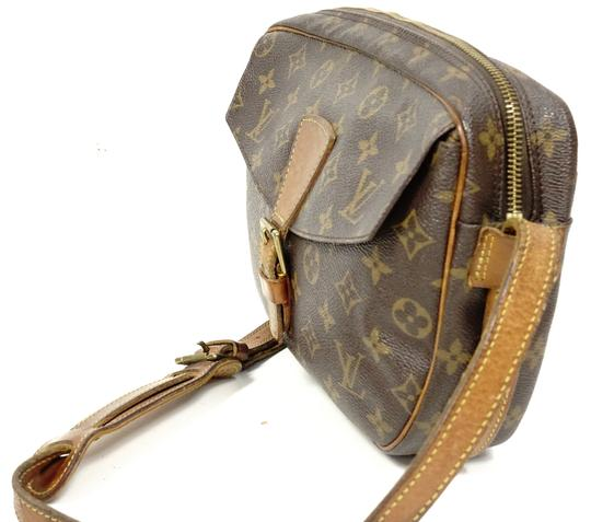 Louis Vuitton Lv Monogram Handbag Shoulder Cross Body Bag Image 4