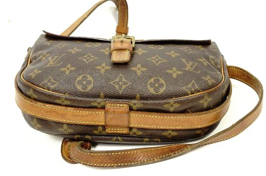 Louis Vuitton Lv Monogram Handbag Shoulder Cross Body Bag Image 5