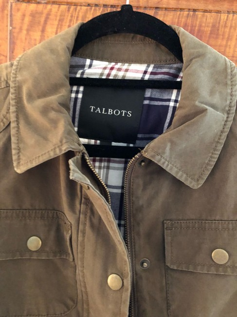 Talbots Military Jacket Image 1
