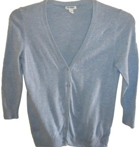 Old Navy Light Weight V Neck Button Front 3/4 Sleeve Sweater