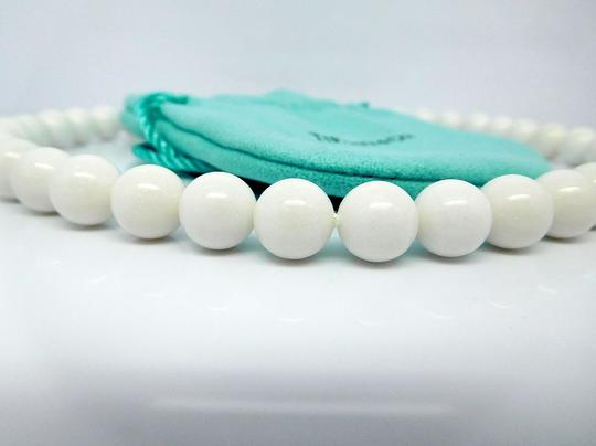 Tiffany & Co. Tiffany Graduated Beads Ball Necklace in Sterling Silver, 16in Image 3