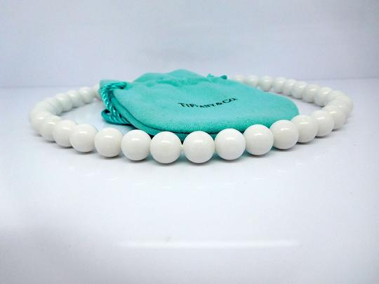 Tiffany & Co. Tiffany Graduated Beads Ball Necklace in Sterling Silver, 16in Image 4