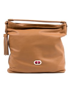 Dee Ocleppo Satchel in Brown