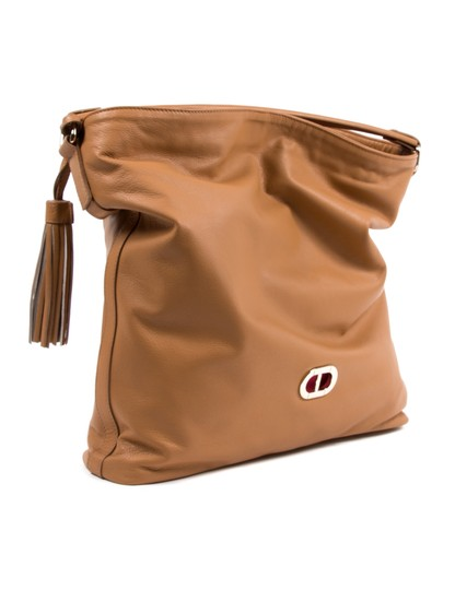 Dee Ocleppo Satchel in Brown Image 1