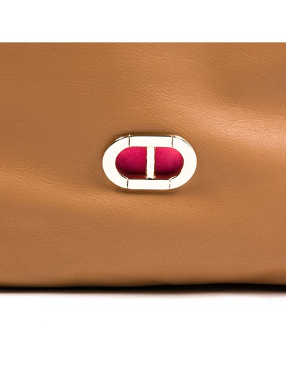 Dee Ocleppo Satchel in Brown Image 3