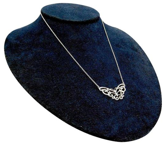 Preload https://img-static.tradesy.com/item/25618739/tiffany-and-co-filigree-butterfly-pendant-925-necklace-0-1-540-540.jpg