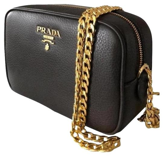 Preload https://img-static.tradesy.com/item/25618750/prada-dark-brown-leather-cross-body-bag-0-0-540-540.jpg