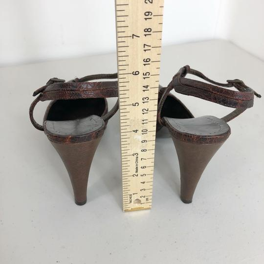 Theory Brown Pumps Image 10