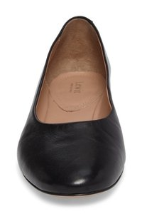 Lewit Leather Comfortable Classic Black Flats