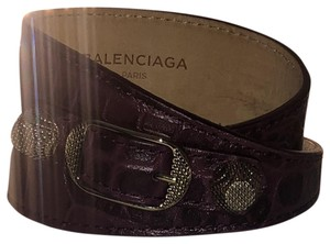 Balenciaga Balenciaga Leather Bracelet- Only Used Once
