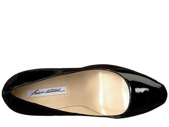 Brian Atwood Patent Leather Black Pumps Image 1