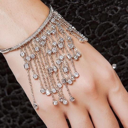 Other 6 Inch Petite Fitted Bangle Bracelet For Petite Women Image 1