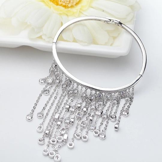 Other 6 Inch Petite Fitted Bangle Bracelet For Petite Women Image 2