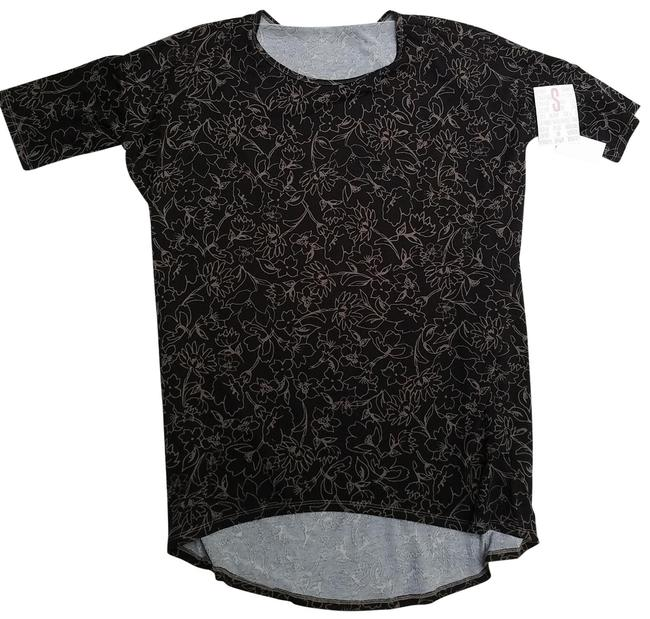 Item - Black and Brown Free Shipping..irma Tunic Size 4 (S)