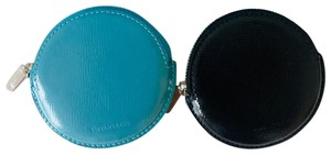 Tiffany & Co. Zip Coin Purse Jewelry Pouch