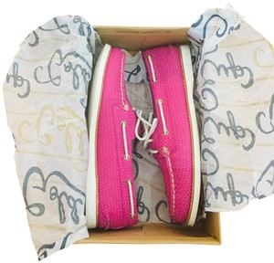 Sperry Gold Cup Gold Cup Boat Boat Pink Athletic