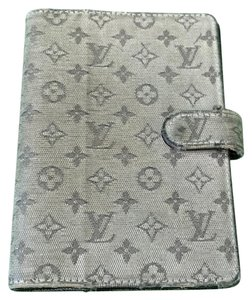 Louis Vuitton LV Monogram Mini Lin Agenda PM