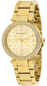 Michael Kors Michael Kors Women's Parker Gold-Tone Stainless Steel Watch MK6469